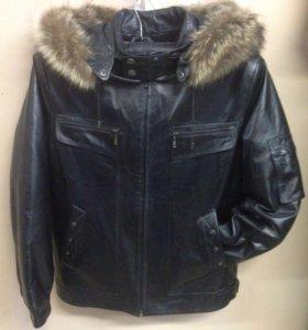 Мужская куртка натуралка