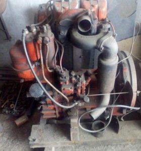 Двигатель для трактора Т-25