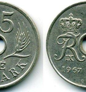 25 эре, Дания
