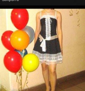 Платье для выпускного и праздника