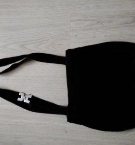 замшевая сумка monella италия