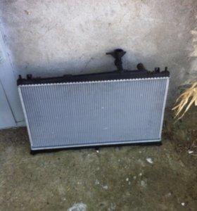 Мазда 6 радиатор