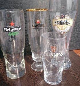 Подарочный набор брендовых бокалов