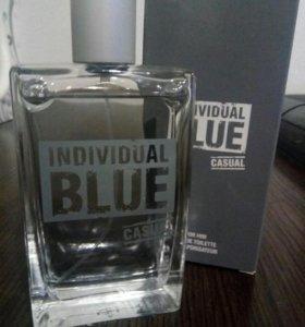 Туалетная вода Individual Blue Casual 100 мл