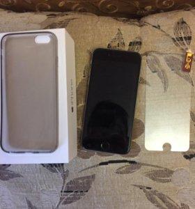 Продам iPhone 6 серый 16gb