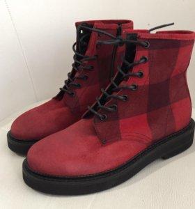 Ботинки Leather Grouve