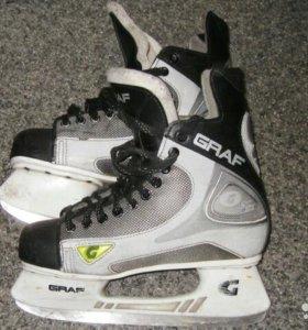 Хоккейные коньки GRAF Super 101 размер 42