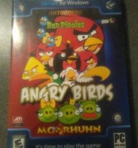 Антология Angry Birds, Bad Piggies, Moorhuhn