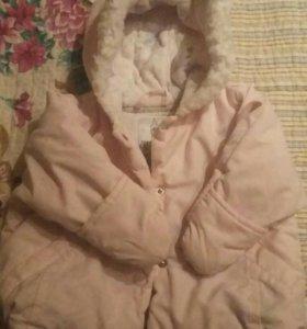 Весення курточка