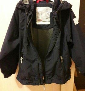 Куртка демисезонная  на мальчика reima