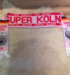 футбольный шарф Koln