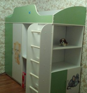 Комплекс детский модульный
