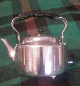 Чайник электрический новый