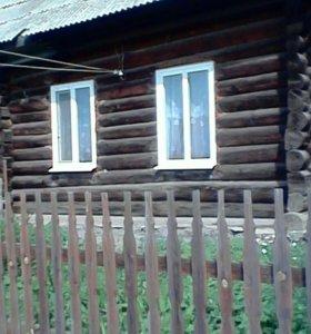 Однокомнатная квартира в доме на двух хозяев