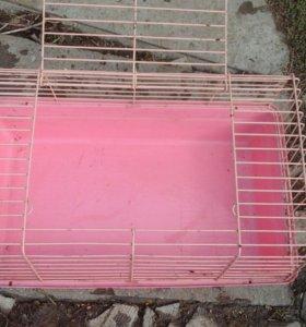 Клетка для грызунов покупал за 1000