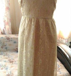 54-56 разРаспродажа. Большие размеры! Новое платье