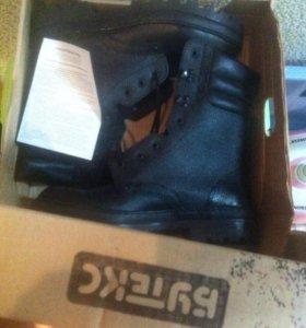 Ботинки новые бутекс
