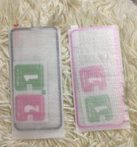 Защитное стекло на айфон 6 6s