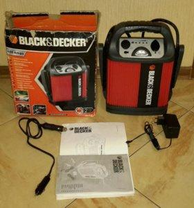 Пуско-зарядное устройство BLACK & DECKER