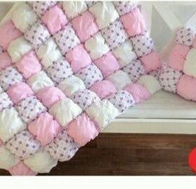Одеяла, подушки, бортики в кроватку!