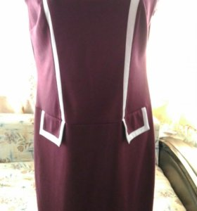Костюм. Платье+ жакет