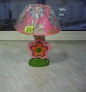 Лампа детская