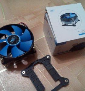 Охлаждение для Intel