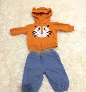 Детский костюм, 3-6 месяца