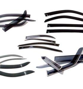 Ветровики для автомобилей