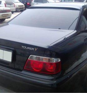 Спойлер на стекло Toyota Chaser 100