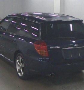 Subaru Legacy BP5/BL5 Задний бампер