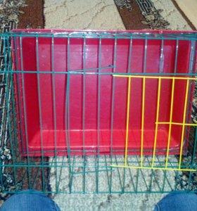 Клетка для грызунов(210см.)