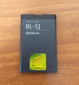 Акб Nokia BL-5J для Nokia 5800
