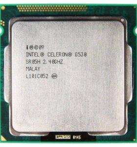 Intel Celeron CPU G530 2.40GHz