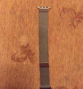 Apple Watch браслет миланская петля