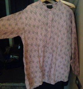 Рубашки-блузки