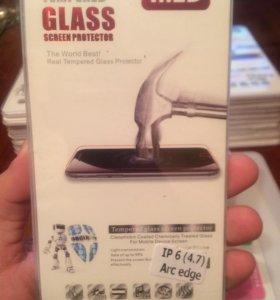 Защитное стекло на iPhone 4s,5s,6,6s,6+