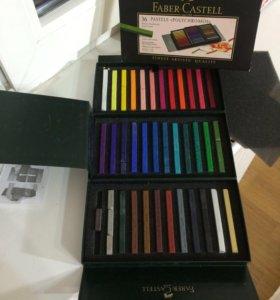 Сухая пастель Faber Castell 36цветов