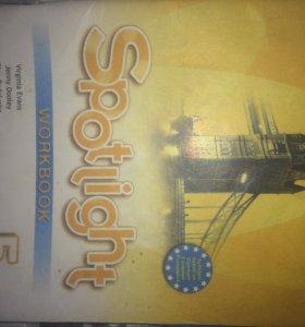 Spotlight WORKBOOK 5