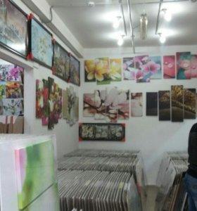 Картины, картина, гобеленовые, модульные картины.