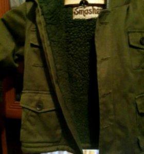 Куртка на мальчика р.98