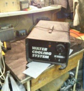 Блок водяного охлаждения