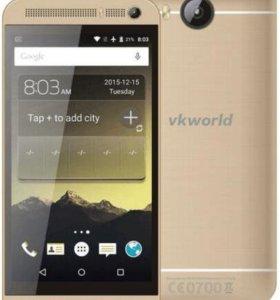 Смартфон vk800x золотой