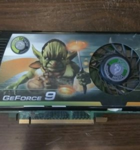 POINT OF VIEW GeForce 9600 gt (2 шт.)