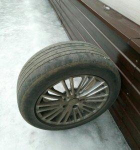 Летние шины R16