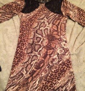 Легкое платье