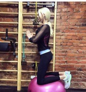 Pilates с нуля