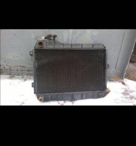 Радиатор ваз 2105-07