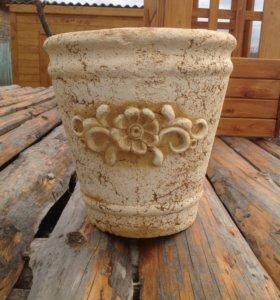 Фигурки из шамотной глины