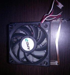 Куллер для процессора AMD